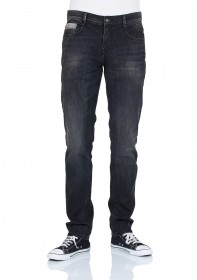 Bild 1 - LTB Herren Jeans Justin X - Tapered Fit - Levon Wash