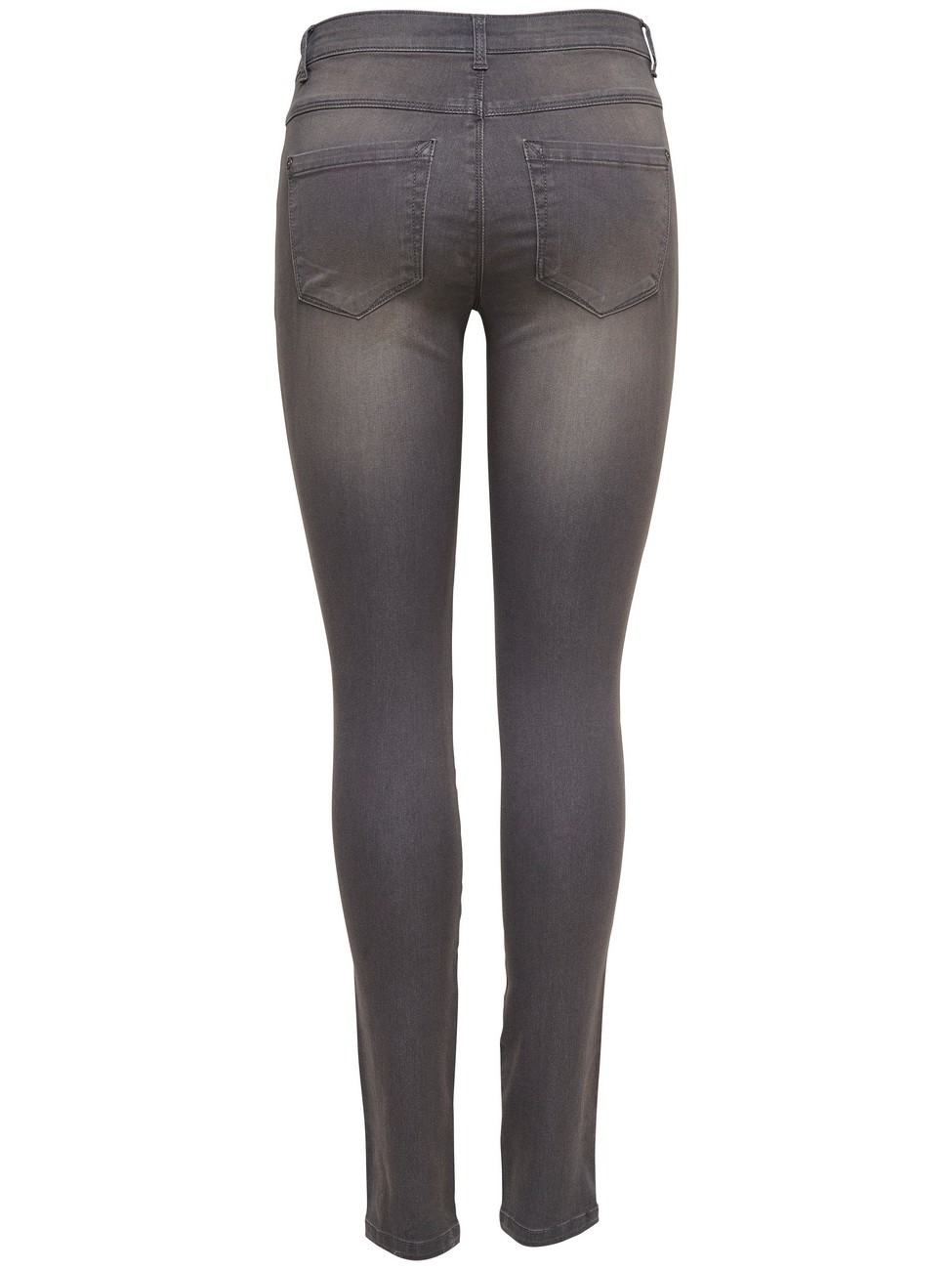 Only Damen Jeans onlROYAL - Skinny Fit - Grey