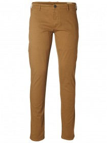 Selected Herren Chino Hose SHHONELUCA - Camel