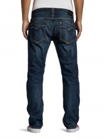 Replay Herren Jeans Newbill - Regular Fit - Deep Blue