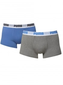 Puma Herren Short Boxer - Basic Shortboxer - 2er Pack