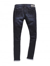 Timezone Damen Jeans ALeenaTZ - Tight Fit - Noble Blue Wash