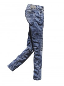 Timezone Damen Jeans NiniTZ -  Slim Fit - Loom Wash