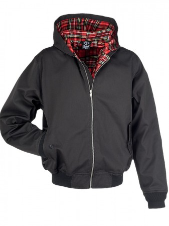 Brandit Herren Jacke Lord Canterbury Hooded