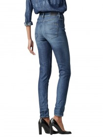 Bild 2 - G-Star Damen Jeans Nippon - Ultra High Skinny - Dark Aged