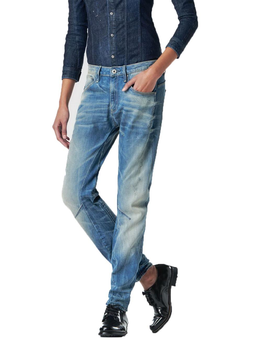 g star damen jeans arc 3d low boyfriend it aged ebay. Black Bedroom Furniture Sets. Home Design Ideas
