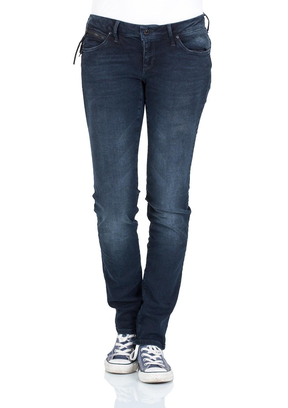 Mavi Damen Jeans Lindy - Glam Fit - Midnight