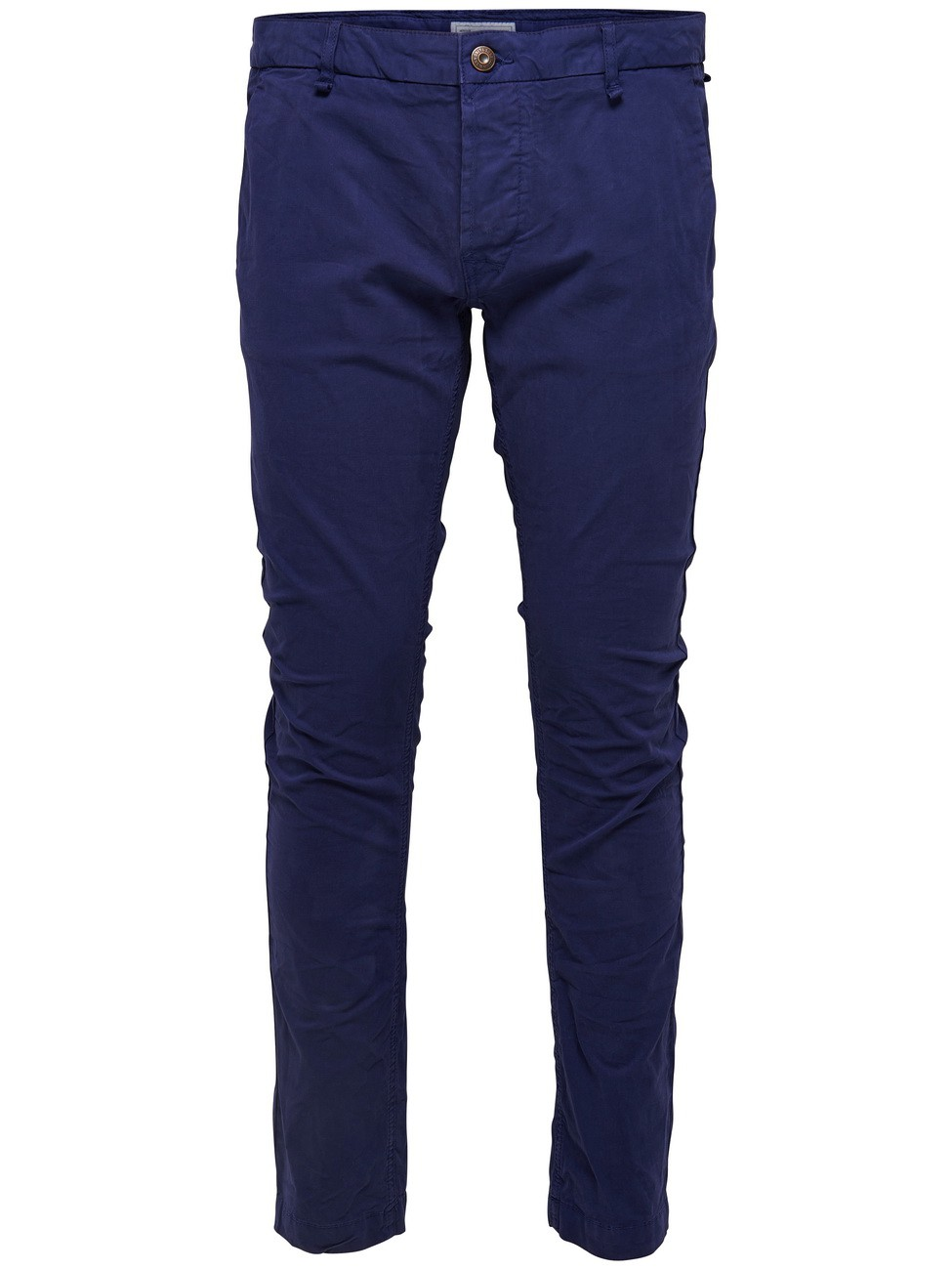 Only & Sons Herren Chino Hose onsSHARP - Regular Slim - Blau - Dark Navy