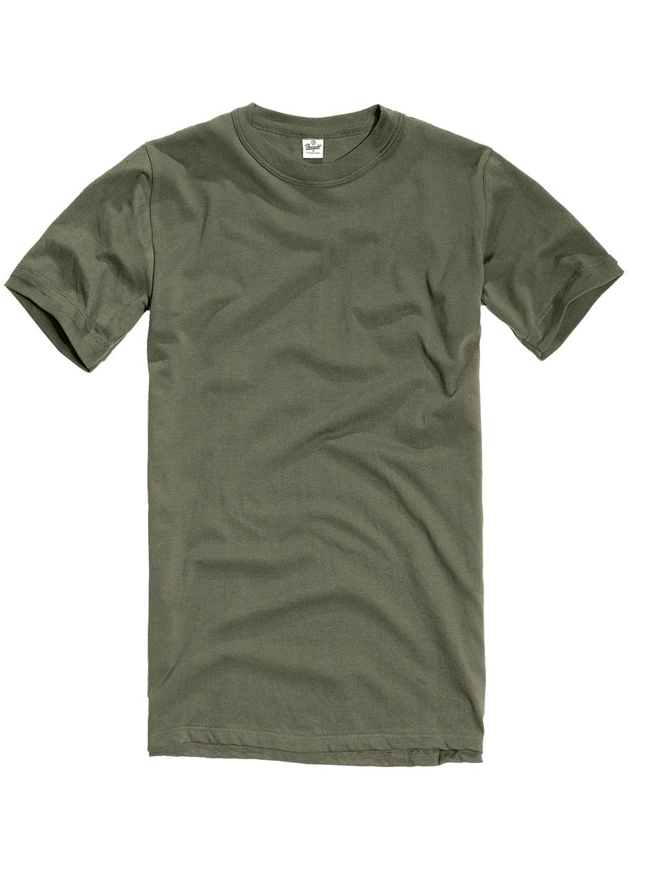 Brandit Herren T-Shirt BW Unterhemd Original