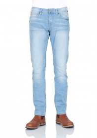 Heavy Bleached Blue Denim (1092)