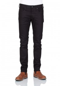 G-Star Herren Jeans 3301 Slim Fit - Schwarz -Raw