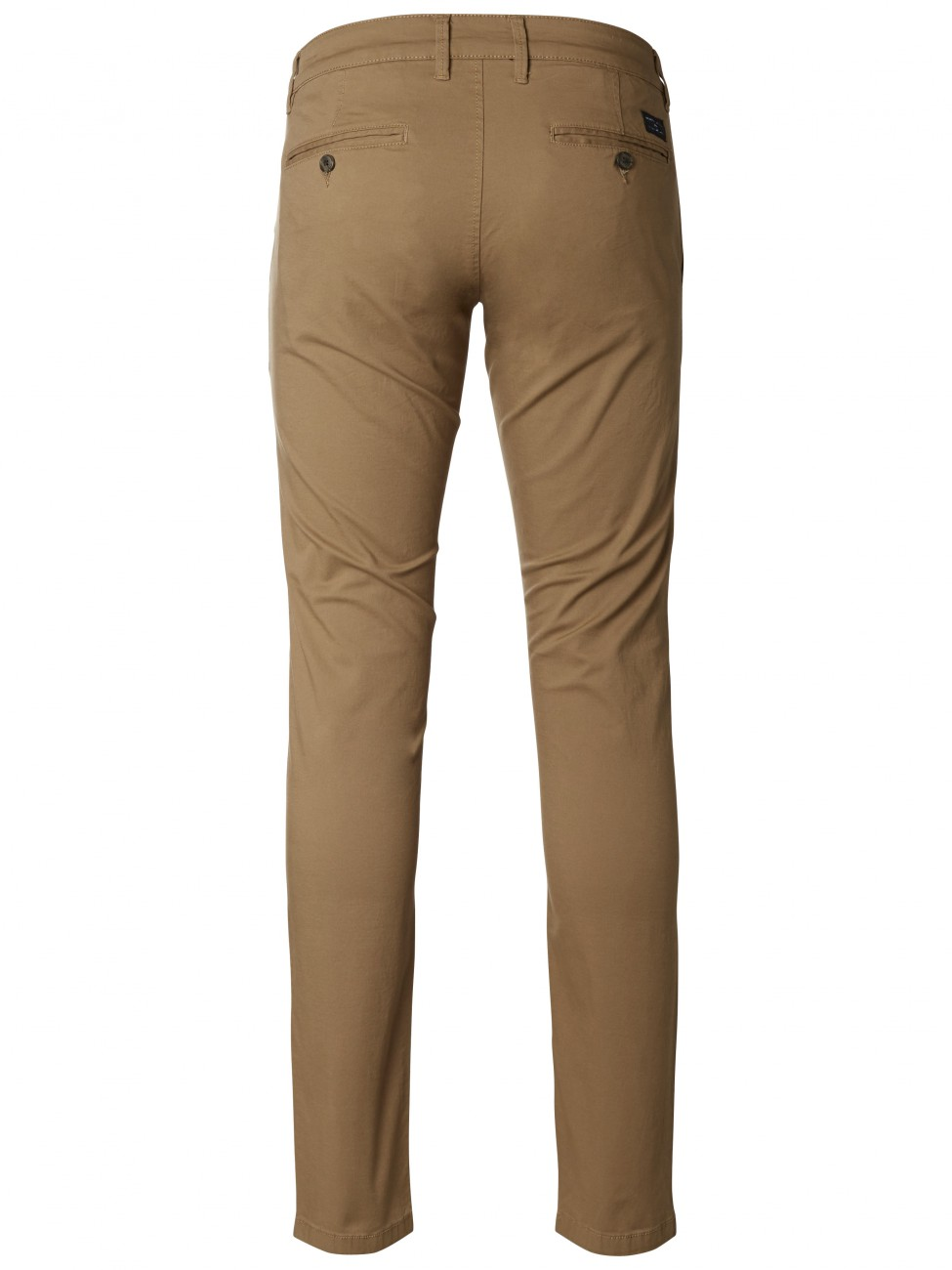 Selected Herren Chino Hose SHHTHREEPARIS - Camel