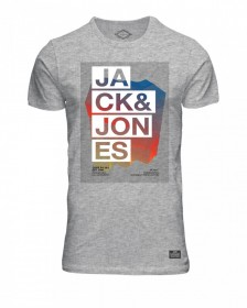 Jack & Jones Herren T-Shirt jjcoADVANCE
