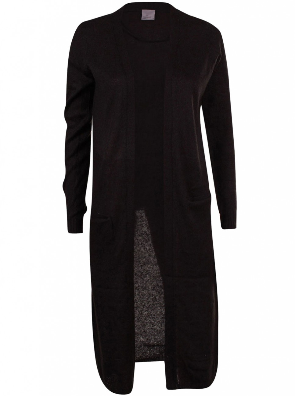 vero moda damen strickjacke 10135922 vmwillow ls long cardigan ebay. Black Bedroom Furniture Sets. Home Design Ideas