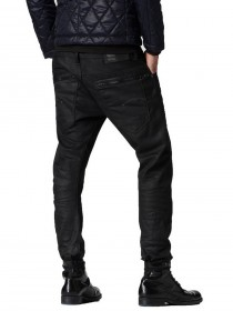 G-Star Herren Jeans Arc Zip 3D Slim Fit - Schwarz - Medium Aged