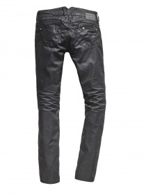 Bild 2 - Timezone Damen Jeans New KairinaTZ - Slim Fit - Schwarz - Black Coated
