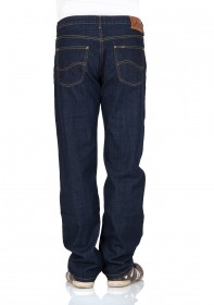 Bild 2 - Lee Herren Jeans Brooklyn Comfort Fit - Blau - One Wash