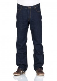Bild 1 - Lee Herren Jeans Brooklyn Comfort Fit - Blau - One Wash