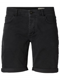 Selected Herren Jeans Shorts SHNALEX - Grey