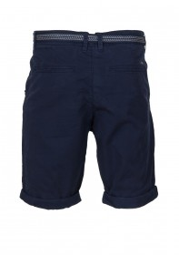Bild 2 - Tom Tailor Denim Herren Chino Bermuda Light Twill