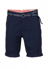 Bild 1 - Tom Tailor Denim Herren Chino Bermuda Light Twill