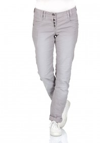 Bild 1 - Tom Tailor Damen Chino Hose Relaxed Tapered