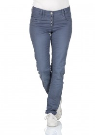 Bild 5 - Tom Tailor Damen Chino Hose Relaxed Tapered