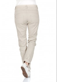 Bild 4 - Tom Tailor Damen Chino Hose Relaxed Tapered