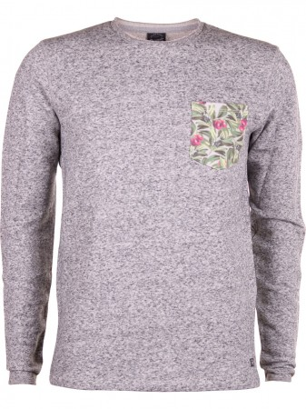 Jack & Jones Herren Sweater jjorBOOM SWEAT CREW NECK