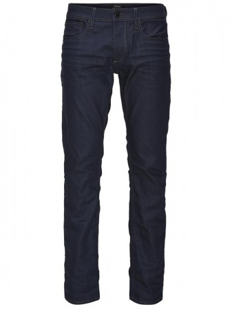 Jack & Jones Herren Jeans JJICLARK JJORIGINAL JJ 903 LID - Regular Fit - Blue Denim