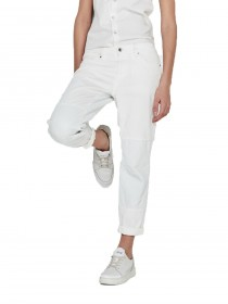 G-Star Damen Jeans Midge Low Waist - Boyfriend - Light Aged  Reconstructed