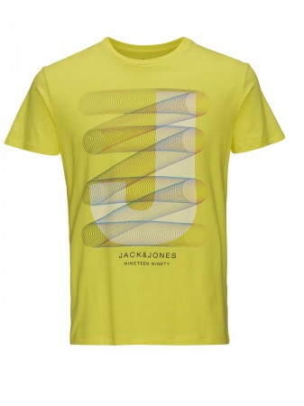 Jack & Jones Herren Rundhals T-Shirt JCOFLOAT-BELKIN