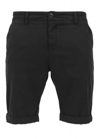 Urban Classics Herren Stretch Turnup Chino Shorts