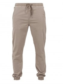 Bild 1 - Urban Classics Herren Stretch Twill Jogging Pants