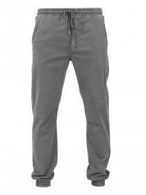 Bild 5 - Urban Classics Herren Stretch Twill Jogging Pants