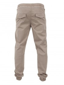 Bild 2 - Urban Classics Herren Stretch Twill Jogging Pants