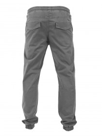 Bild 6 - Urban Classics Herren Stretch Twill Jogging Pants