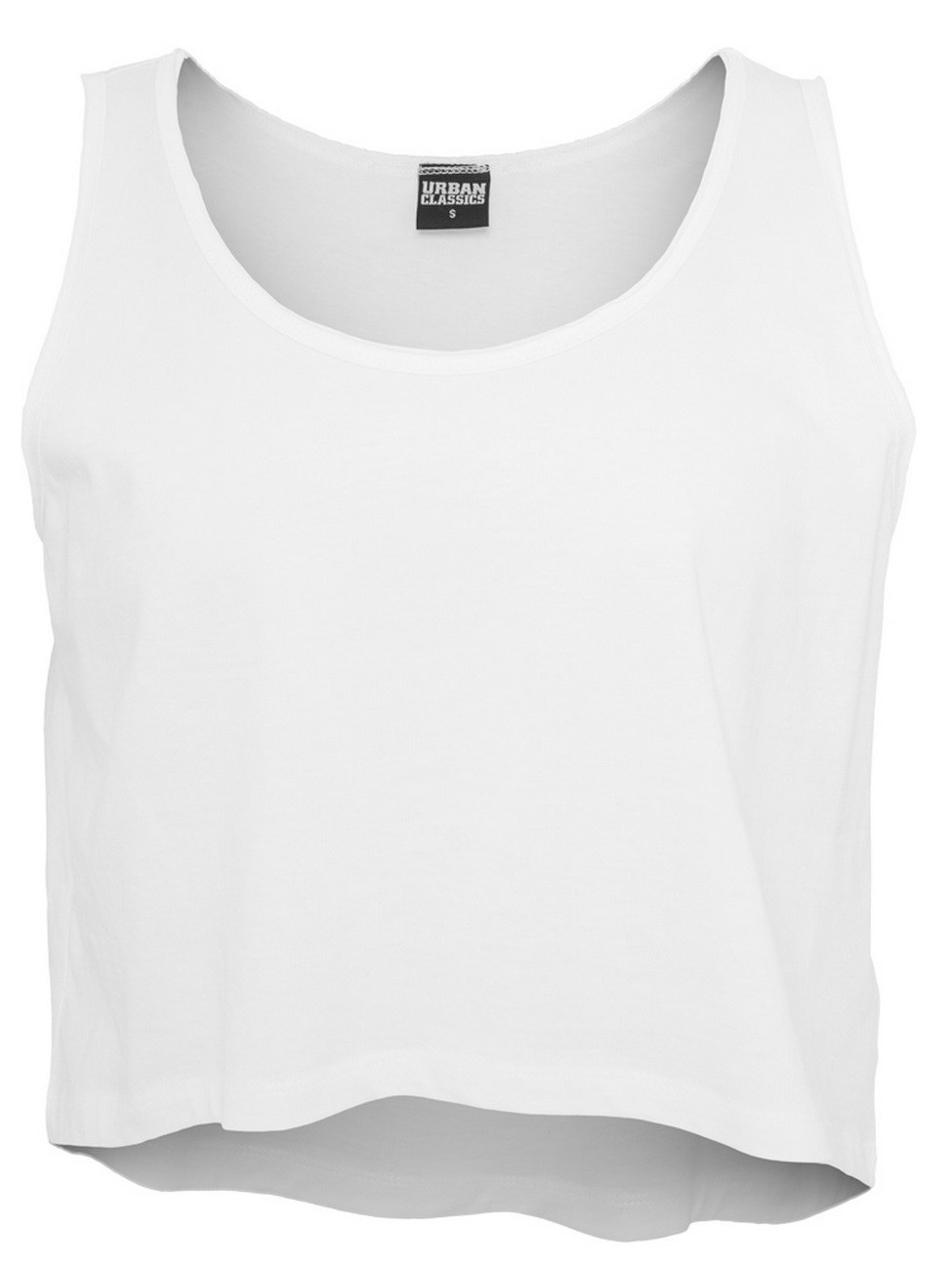 Urban Classics Ladies Open Edge Short Tee