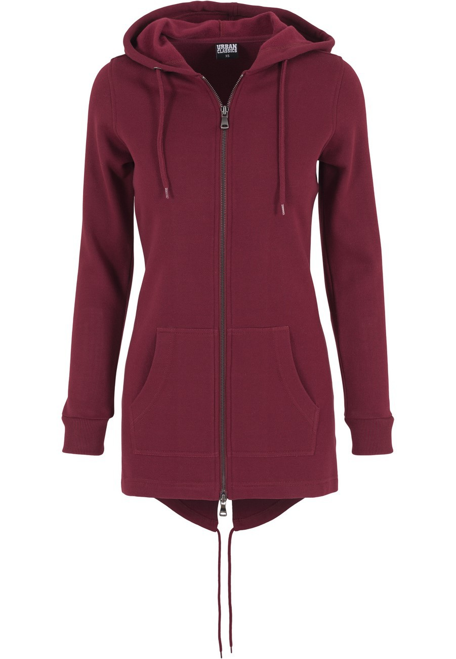 Urban Classics Ladies Sweatjacket Sweat Parka