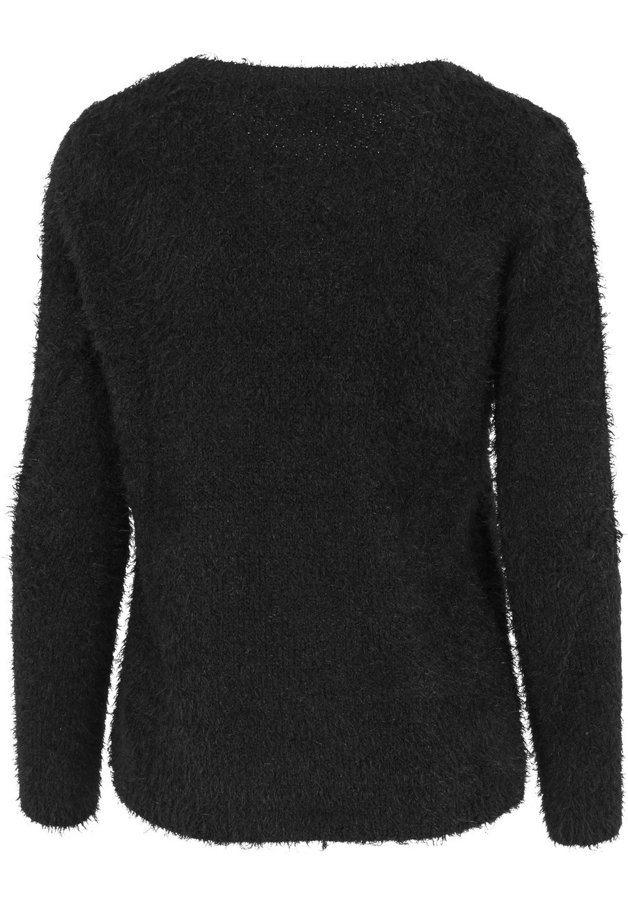 Urban Classics Ladies Pullover Nylon Feather Crew