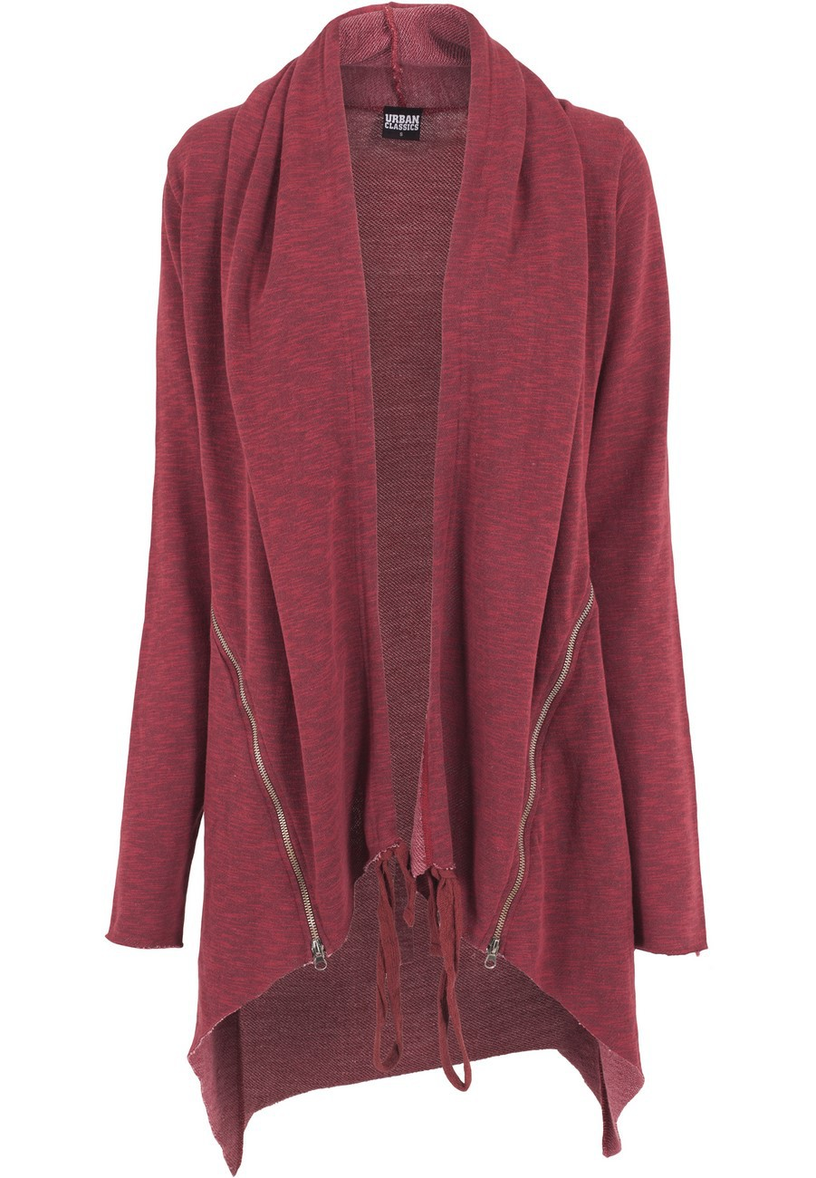 Urban Classics Ladies Strickjacke Terry Cardigan