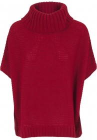 Urban Classics Ladies Knitted Poncho