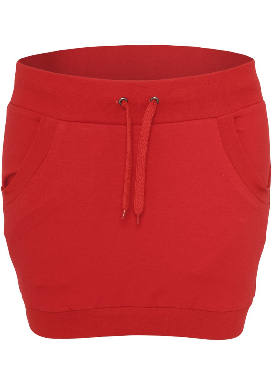 Urban Classics Rock Ladies French Terry Skirt