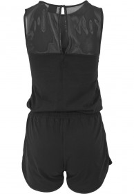 Urban Classics Ladies Tech Mesh Hot Jumpsuit