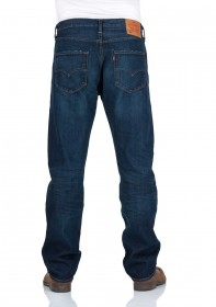 Levi's® Herren Jeans 501® Original Fit  - Blau - Smith Station