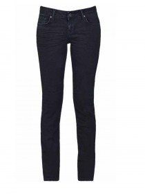 LTB Damen Jeans Aspen Regular Slim Straight  - Blau - Talise Wash