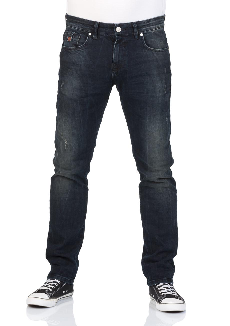 ltb herren jeans joshua slim fit blau alfonse wash ebay. Black Bedroom Furniture Sets. Home Design Ideas
