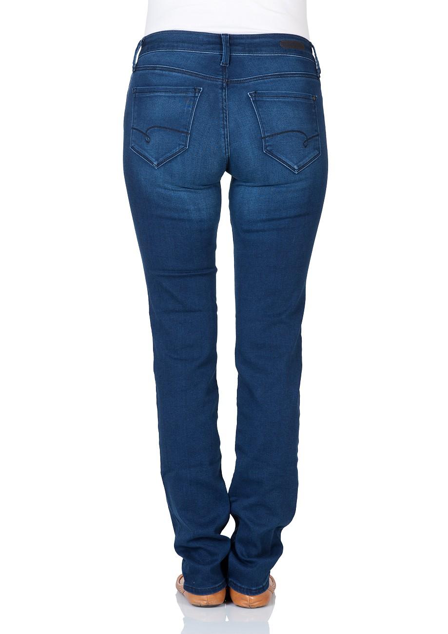mavi damen jeans sophie skinny fit blau indigo sateen memory kaufen jeans direct de. Black Bedroom Furniture Sets. Home Design Ideas