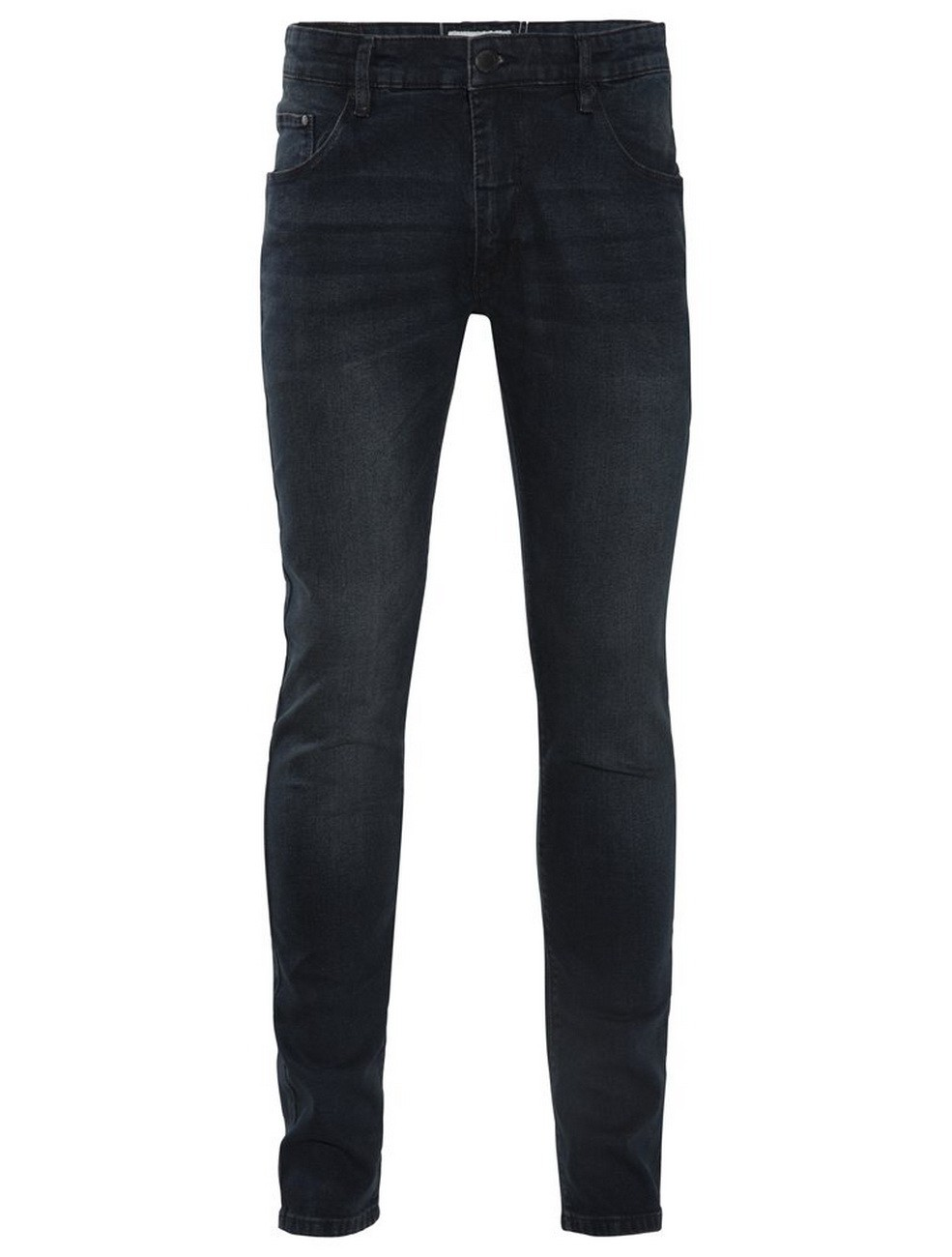 Shine Original Herren Jeans Bronx - Slim Fit - Blau -  Autumn Blue