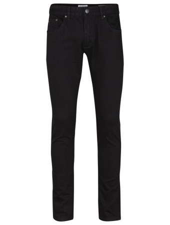 Shine Original Herren Jeans Bronx - Slim Fit - Schwarz - Black Denim